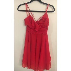 Ark & Co Formal Ruffle Dress Size M